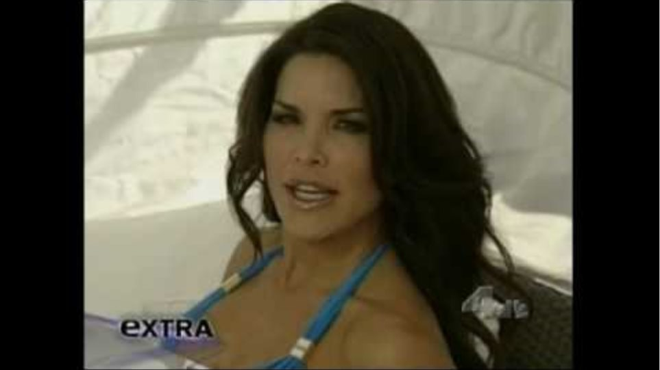 Lauren Sanchez Bikini Shoot