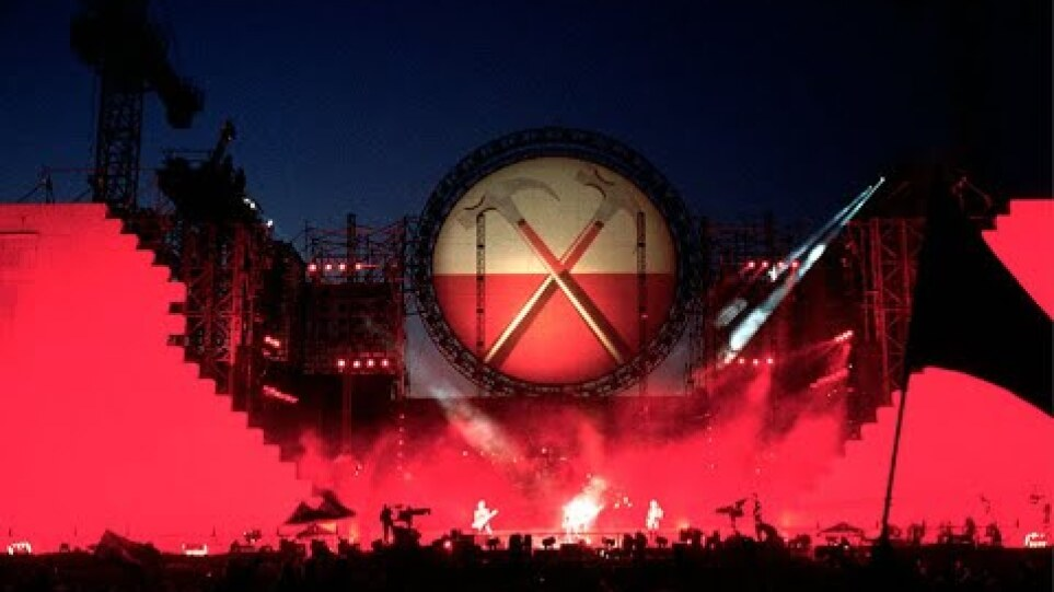 """Roger Waters (Pink Floyd) """"The Wall"""" Live in Berlin 1990 ⚒⚒  (Full Concert)"""