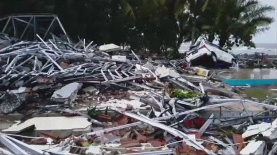 'Volcano tsunami' kills at least 168 in Indonesia