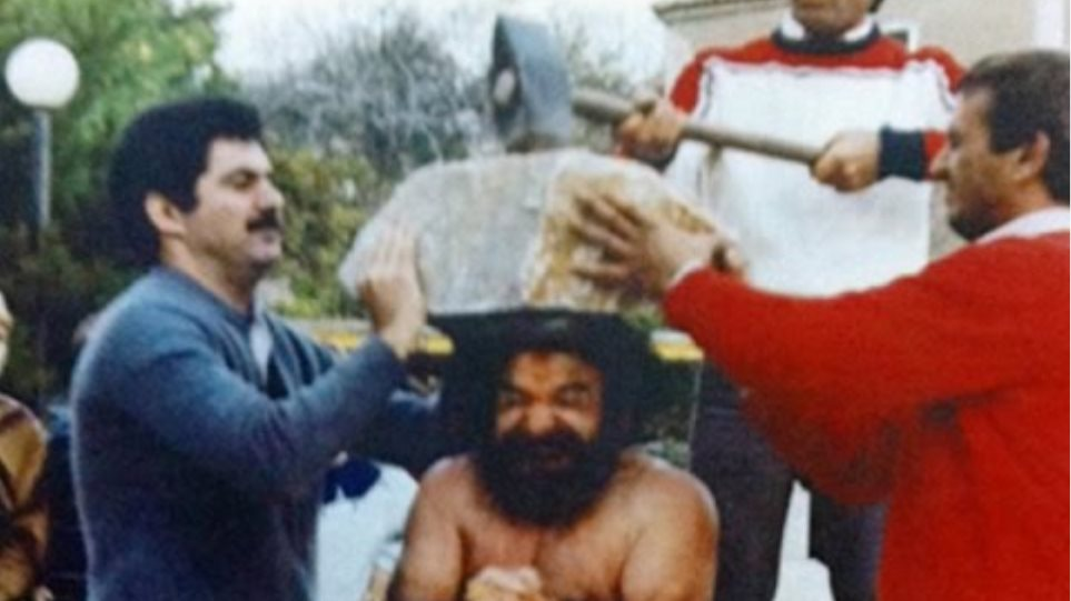 Σαμψών. Ο μασίστας που αγάπησε η Ελλάδα