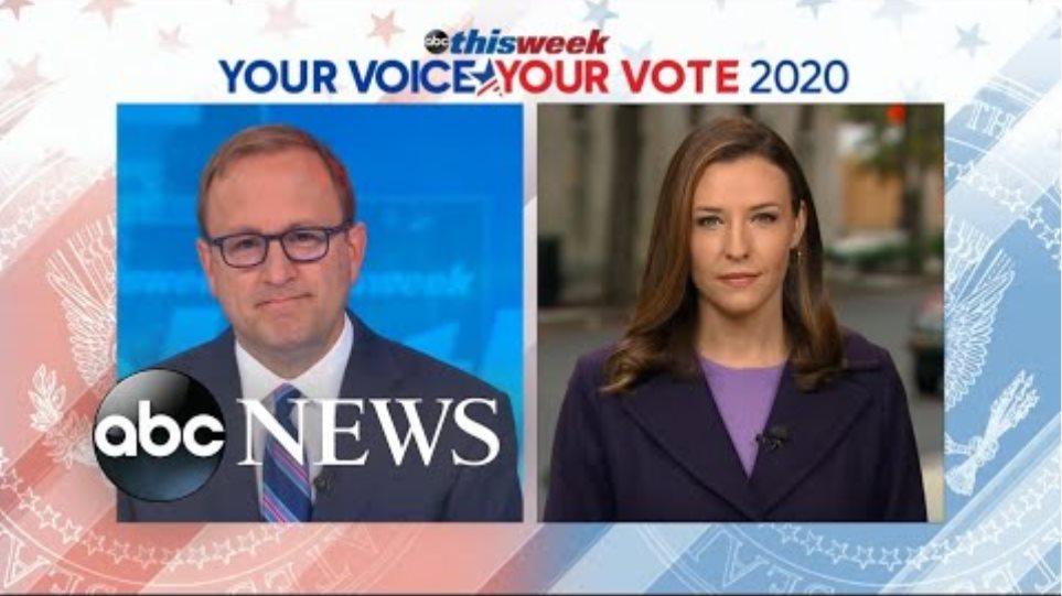 ABC's Powerhouse Political team breaks down the last days of the election | ABC News