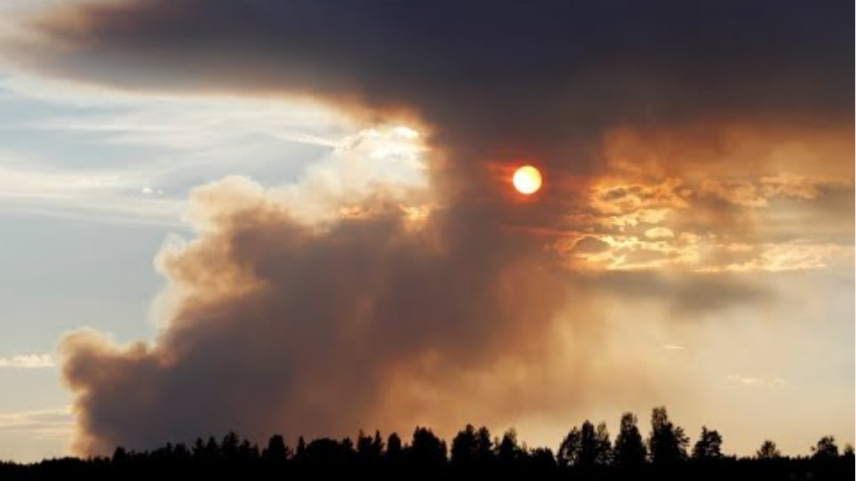 In Nordic heatwave, Sweden struggles to contain wildfires, seeks EU help