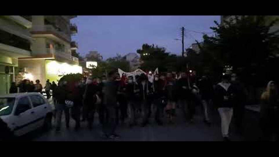 Thestival.gr Πορεία Σταυρούπολη