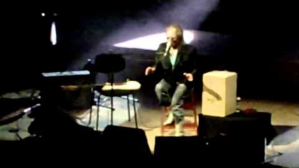 CHRISTOPHE - Oh Mon Amour (Live in Athens)