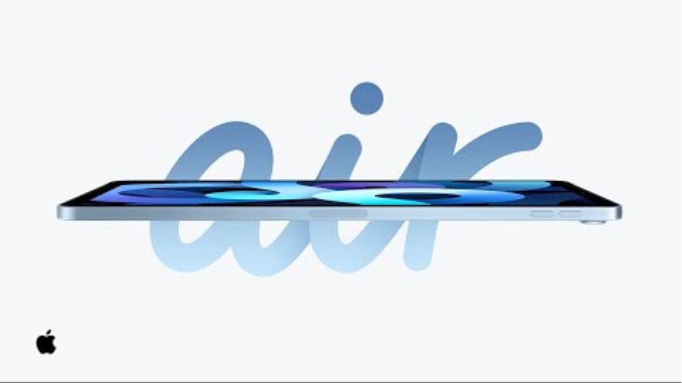 Παρουσιάζουμε το iPad Air - Apple