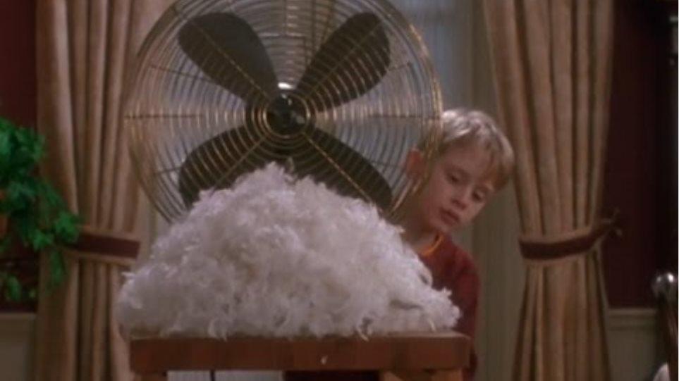 Home Alone (1990) - 'Setting the Trap' scene [1080p]