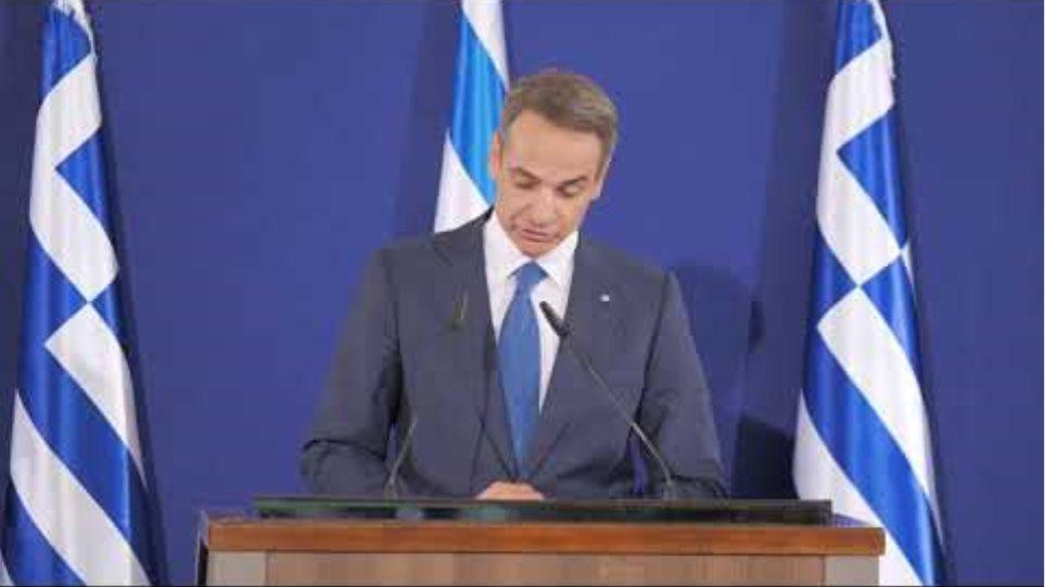 Ισραήλ κοινές δηλώσεις και υπογραφές συμφωνιών