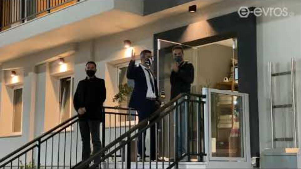 Στην Αλέξανδρούπολη ο Πρωθυπουργός, Κυριάκος Μητσοτάκης - Οικογενειακές στιγμές στο κέντρο