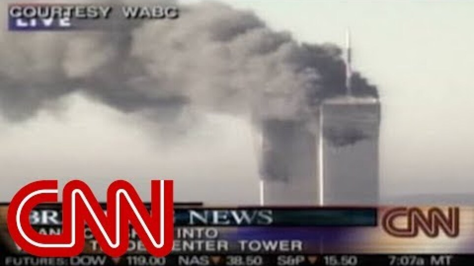 9/11: Second plane hits South Tower