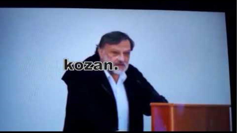 kozan.gr: Ιερέας προέτρεψε το βουλευτή Φλώρινας Κ. Σέλτσα σε δημόσια μετάνοια