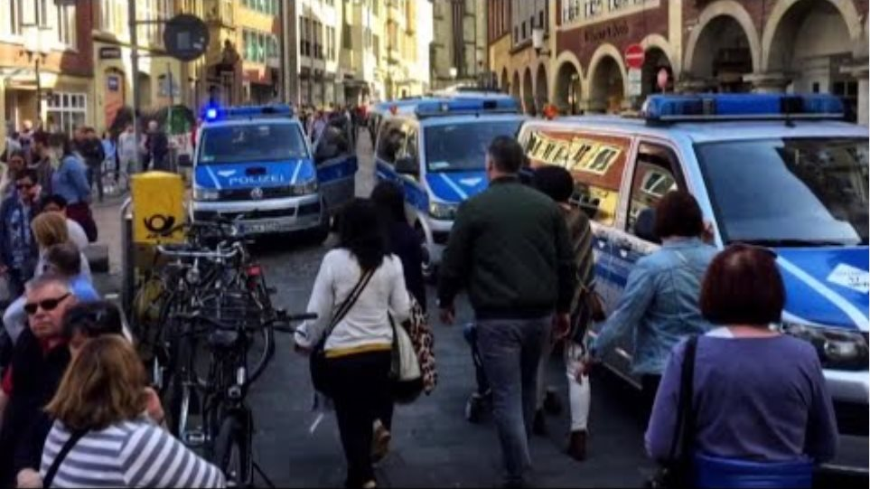 Suspect In Germany Vehicle Attack Was A German-Born Citizen | MSNBC