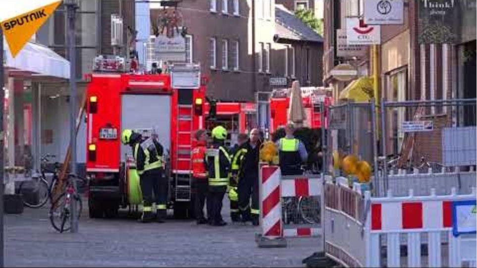 Germany: Aftermath of Van Ramming Incident in Muenster