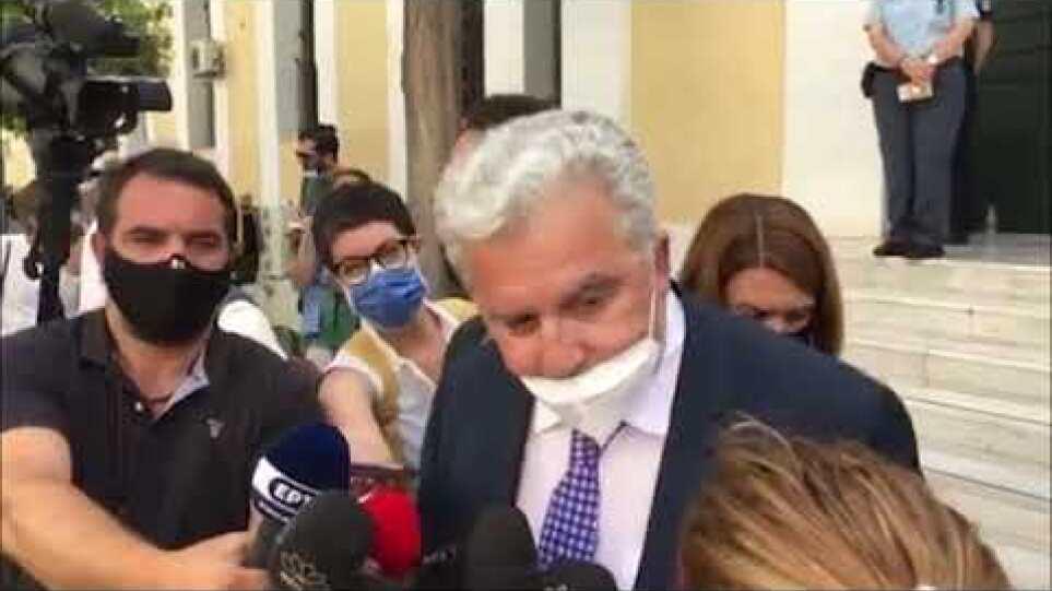 Θανάσης Χαρμάνης: δικηγόρος της οικογένειας της αδικοχαμένης Καρολάιν