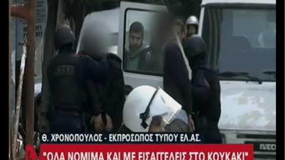 Θ. Χρονόπουλος - Εκπρόσωπος Τύπου ΕΛΑΣ
