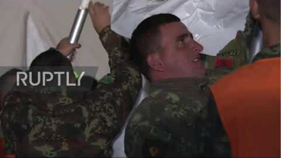 Albania: Makeshift camps spring up to shelter survivors of deadly quake