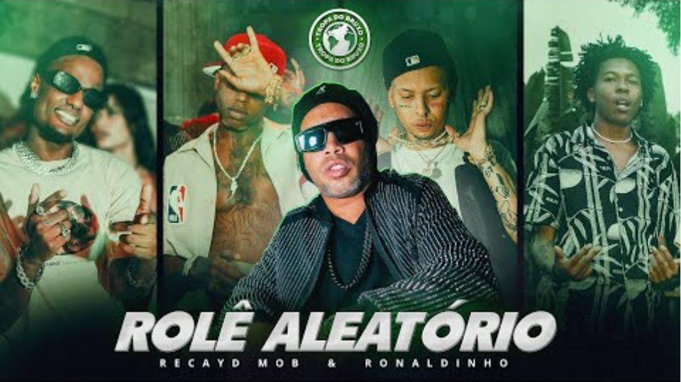Tropa do Bruxo feat. Recayd Mob - Rolê Aleatório (Derek, Dfideliz, MC Igu, Jé Santiago e Ronaldinho)