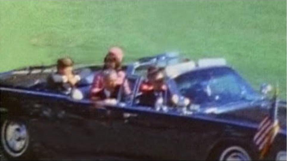 John F Kennedy's last moments - JFK Assassination