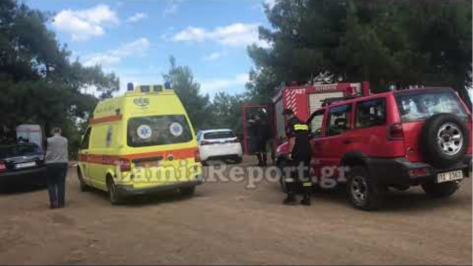 Lamiareport.gr: Πυροσβέστης αυτοκτόνησε με αλυσοπρίονο
