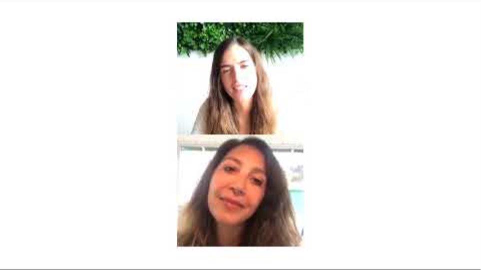 Καλές Συνήθειες αντί για Εθισμούς τώρα με τον Κορονοϊό | Μαρία-Ελένη Λυκουρέζου & Στέφη Βασιλοπούλου