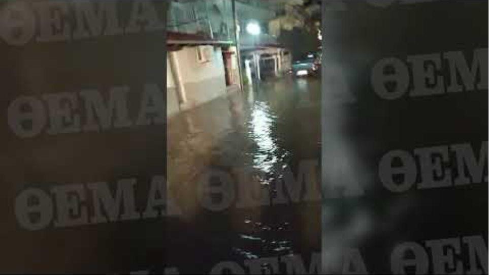 kakokairia1  «Πνίγηκε» η Κινέτα : Συνεχίζεται ο απεγκλωβισμός κατοίκων –Εικόνες από τις καταστροφές vJ7Q34N YZ4