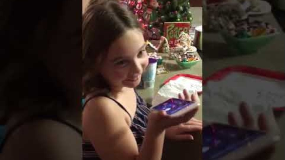 Lexington girl talks to President Trump on Christmas Eve
