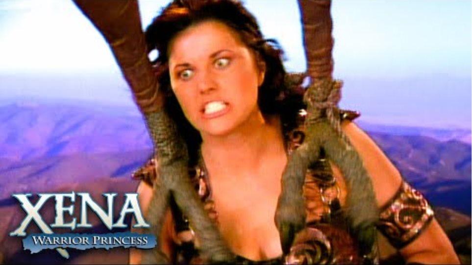 Hercules and Xena Join Forces to Free Prometheus | Xena: Warrior Princess