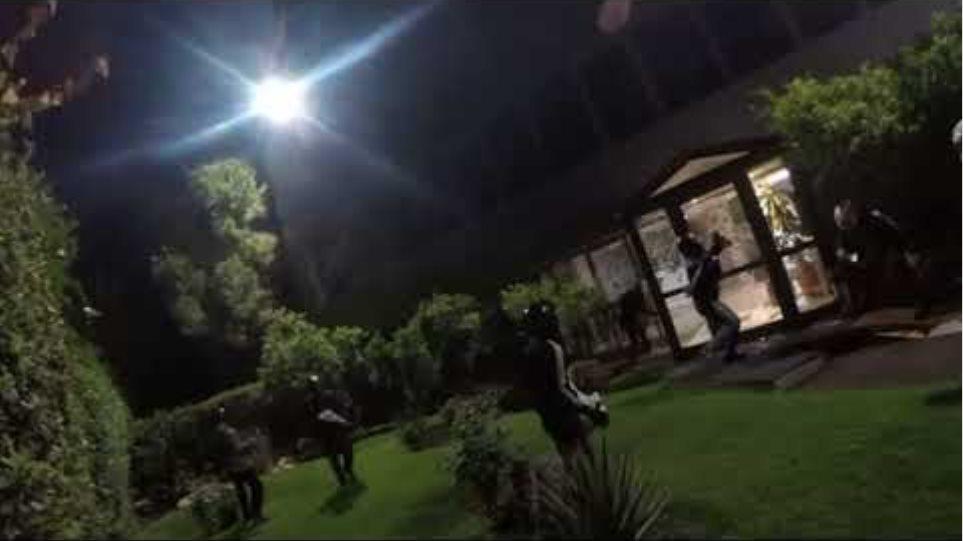 Επίθεση Ρουβίκωνα στις εγκαταστάσεις της PAPERPACK στη Κηφισιά