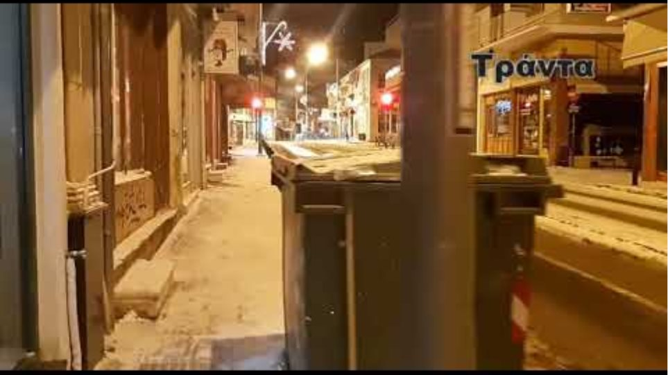 kozan.gr: Κοζάνη:  Στους -5 βαθμούς η θερμοκρασία