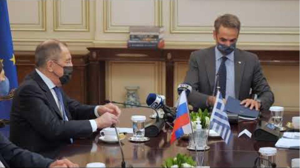 Επίσκεψη Σεργκέι Λαβρόφ