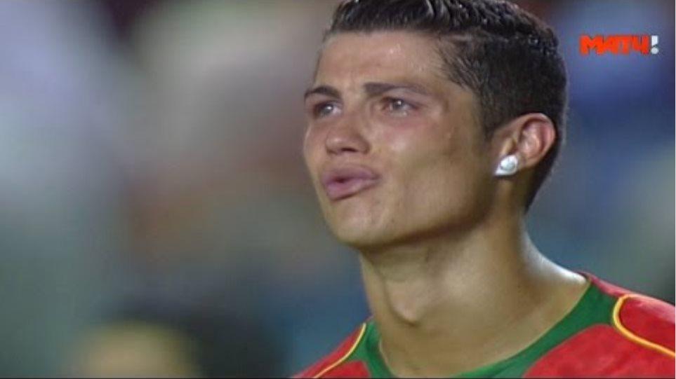 Cristiano Ronaldo vs Greece HD 1080i (EURO 2004 FINAL)
