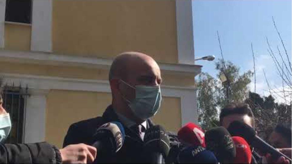 Δικηγόρος Λιγνάδη / Γεωργουλέας : πήρε προθεσμία για την Τετάρτη στις12.00/ είναι σε πλήρη άρνηση