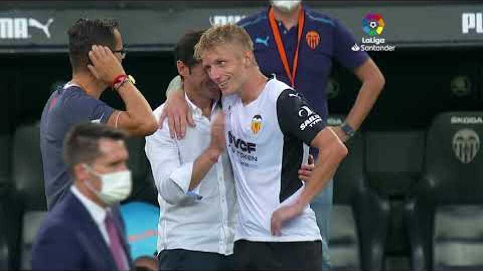 Riassunto della partita Valencia e Athletic Club (1-1)