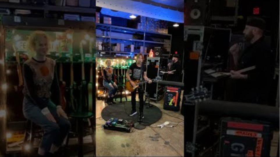 Keith Urban: LIVE!