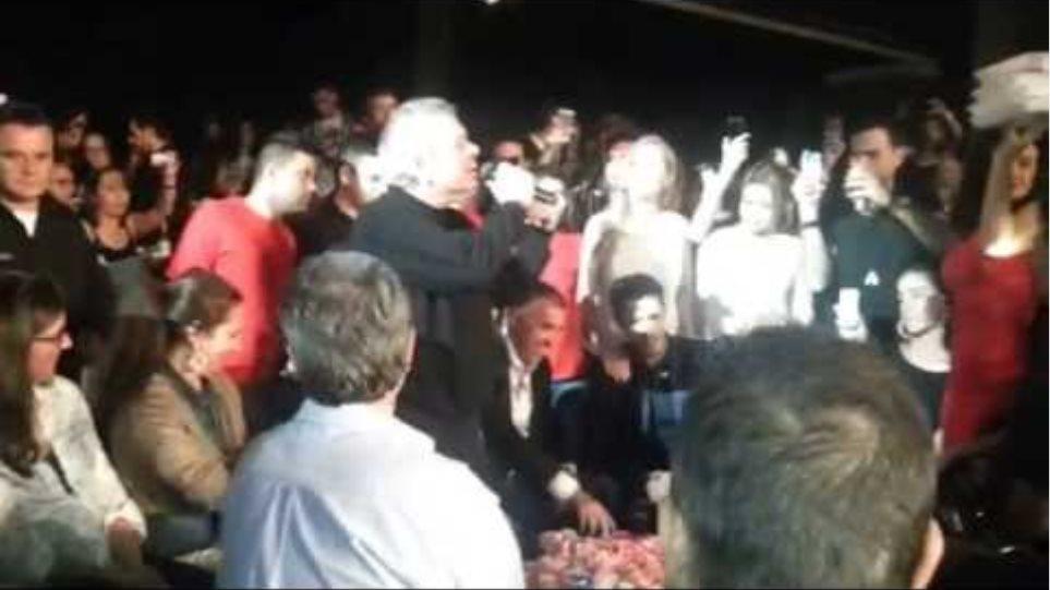Πουλόπουλος Φίλε ελα απόψε LIVE στο ΘΕΑ 17-5-2014