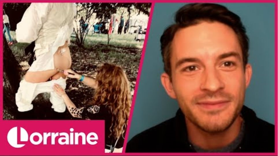 Bridgerton's Jonathan Bailey Has Lorraine in Hysterics Talking About His Nude Scenes | Lorraine