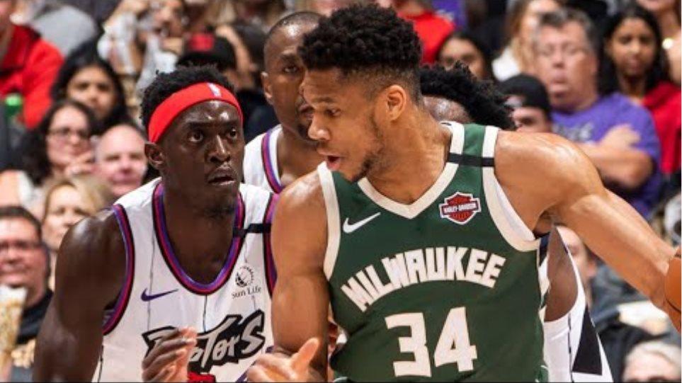 Toronto Raptors vs Milwaukee Bucks Full Game Highlights | February 25, 2019-20 NBA Season