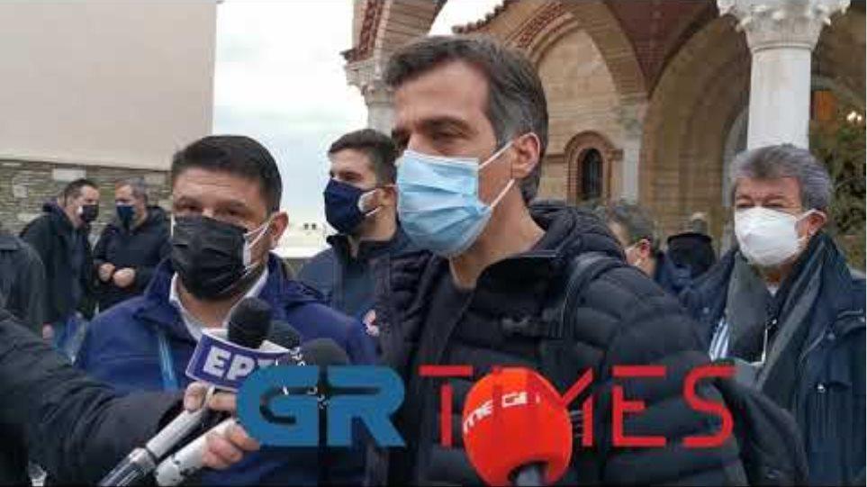 Πρόεδρος ΕΟΔΥ από Θεσσαλονίκη για μεταλλαγμένο στέλεχος - GRTimes.gr