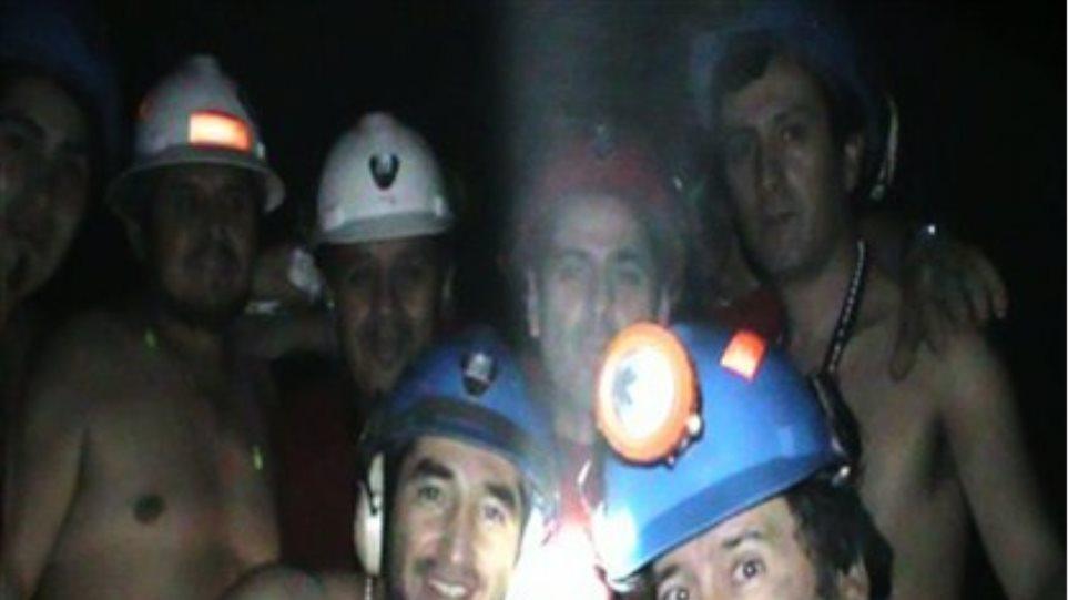 Την έξοδό από το ορυχείο είχαν ζητήσει πριν την καθίζηση οι μεταλλωρύχοι!