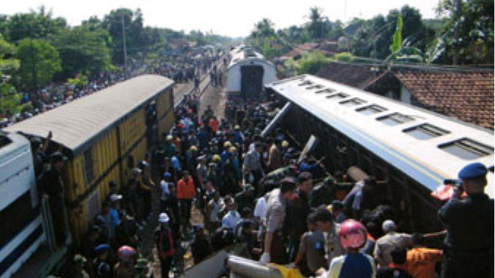Τραγωδία στην Ινδονησία