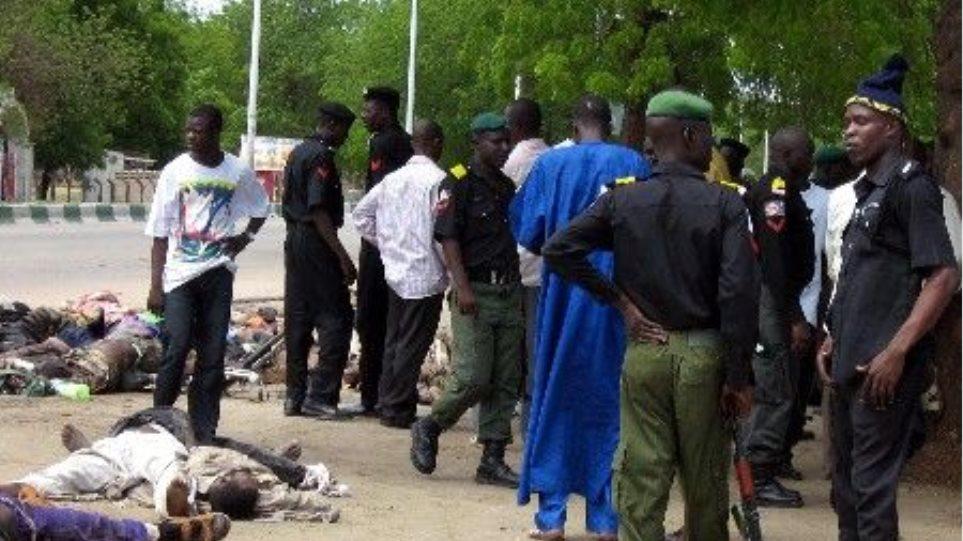Δεκαπέντε νεκροί από βομβιστική επίθεση στη Νιγηρία