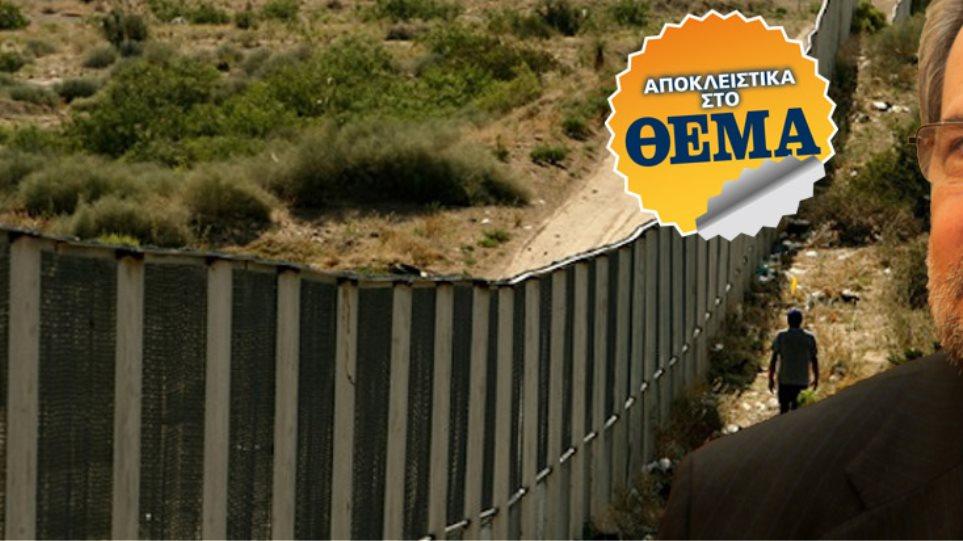 73% ναι στον φράχτη για τους λαθρομετανάστες