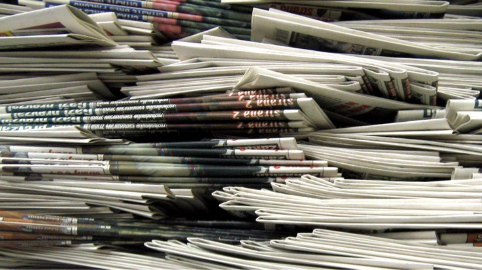 Η κρίση στον Τύπο, όπως τη βλέπουν τα ΜΜΕ
