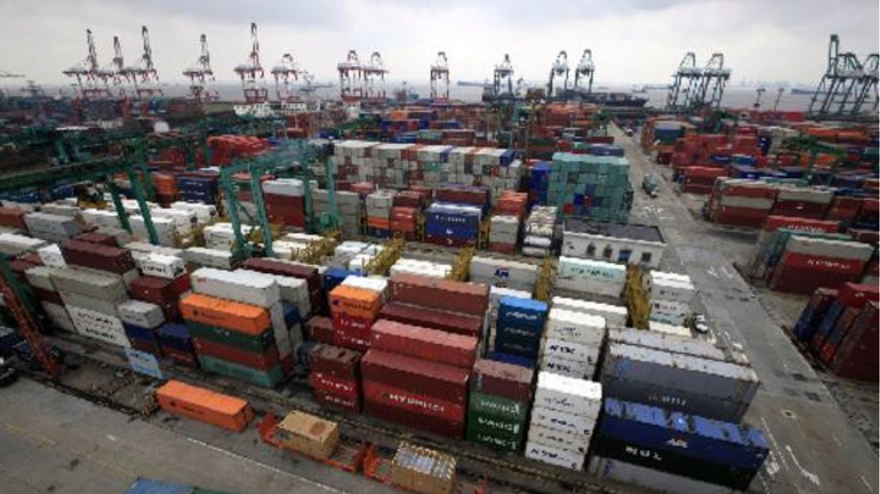 Αύξηση της συνολικής αξίας των εξαγωγών