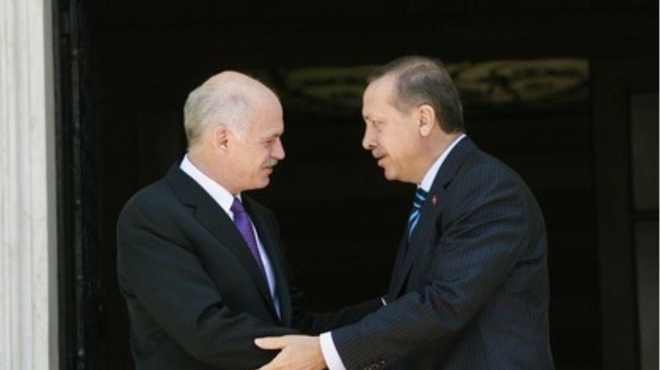 Στην Αθήνα στις 22 Οκτωβρίου ο Ερντογάν