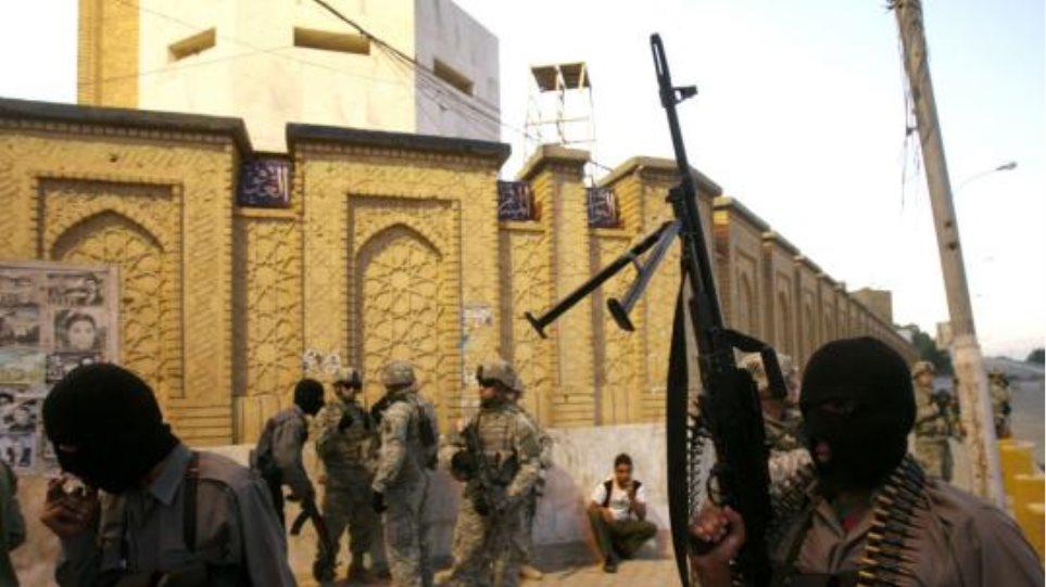 Ιρακινούς πολιτοφύλακες-μέλη της Αλ Κάιντα «βλέπουν» τώρα οι Αμερικανοί