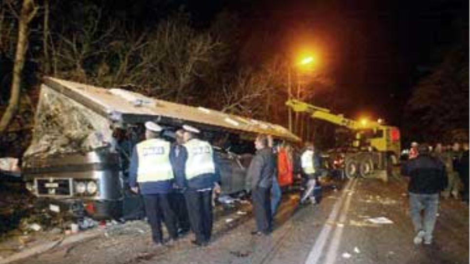 Παύει η δίωξη των κατηγορούμενων για το δυστύχημα στα Τέμπη