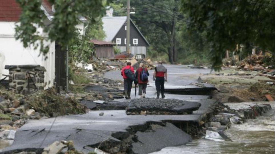 Ρωσία: 14 οι νεκροί από τις πλημμύρες στο Nότο