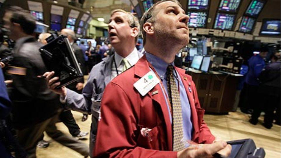 Τέλος στο ανοδικό σερί του Dow