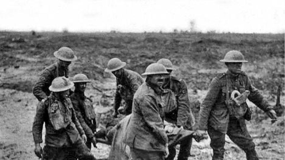 Ξεπλήρωσε τον Α΄ Παγκόσμιο Πόλεμο