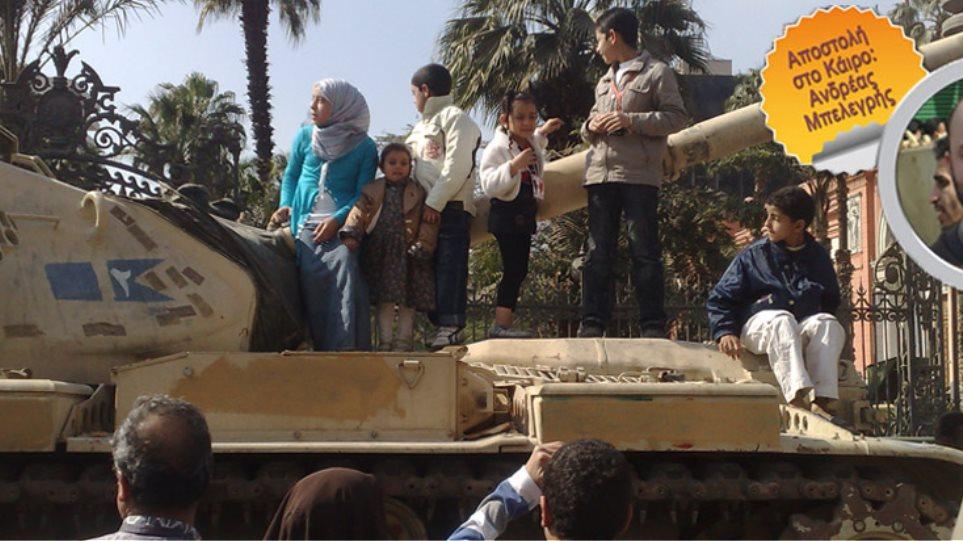 Με απεργίες και πορείες περνά η Αίγυπτος στην επόμενη μέρα...